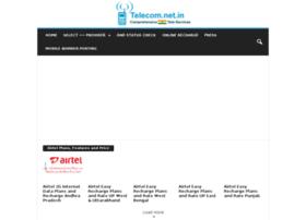 Telecom.net.in thumbnail