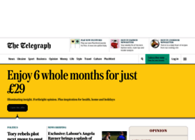 Telegraph.co.uk thumbnail