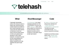 Telehash.org thumbnail