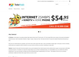 Telehub.ca thumbnail