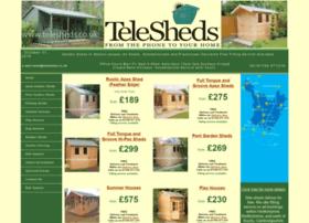 Telesheds.co.uk thumbnail