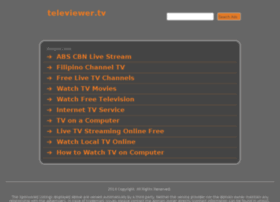 Televiewer.tv thumbnail