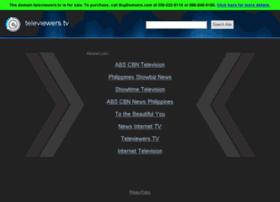 Televiewers.tv thumbnail