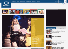 Televisa.com.ve thumbnail