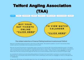 Telfordanglingassociation.org thumbnail