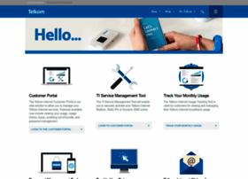 Telkomsa.net thumbnail
