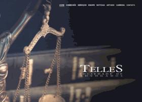 Tellesadvogados.adv.br thumbnail