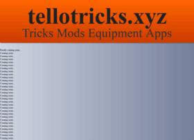 Tellotricks.xyz thumbnail