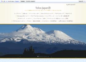 Telos-japan.org thumbnail