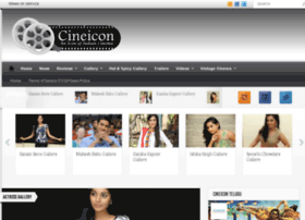 Telugu.cineicon.in thumbnail