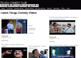 Telugucomedyclub.com thumbnail