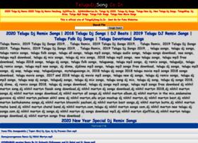 Telugudjsong.co.in thumbnail
