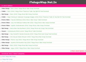 Teluguwapsongs.net thumbnail