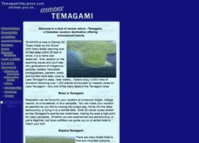 Temagamivacation.com thumbnail