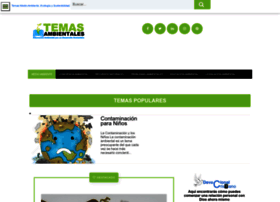 Temasambientales.com thumbnail