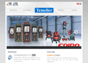 Temeller.com.tr thumbnail