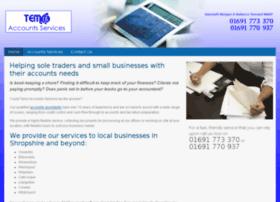 Temoaccountsservices.co.uk thumbnail