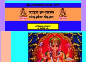 Templeganesh.fr thumbnail