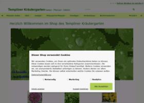 Templiner-kraeutergarten.de thumbnail