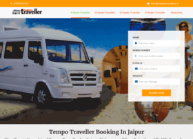 Tempotravellers.in thumbnail