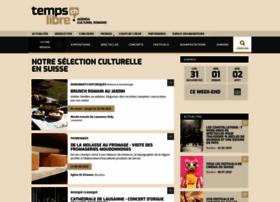 Tempslibre.ch thumbnail