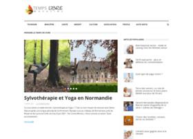 Tempslibremagazine.com thumbnail