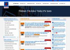 Tender.pvgas.com.vn thumbnail