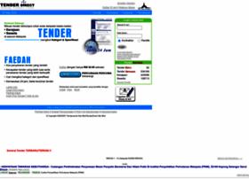 Tenderdirect.com.my thumbnail