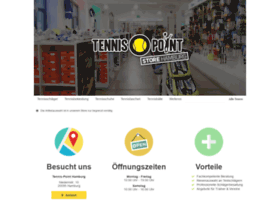 Tennis-point-hamburg.de thumbnail