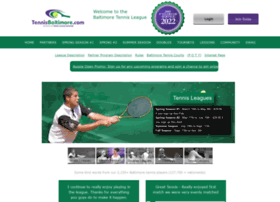 Tennisbaltimore.com thumbnail
