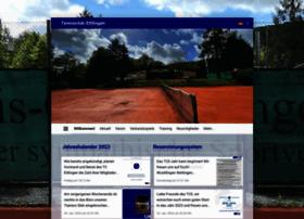 Tennisclub-ettlingen.de thumbnail