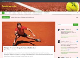 Tennisnews.site thumbnail