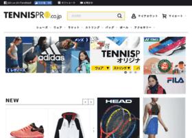 Tennispro.co.jp thumbnail