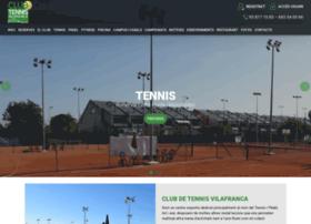 Tennisvilafranca.cat thumbnail