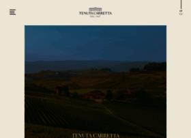Tenutacarretta.it thumbnail