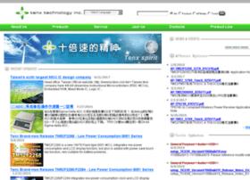 Tenx.com.tw thumbnail