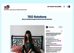 Teo.solutions thumbnail