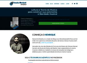 Teoriamusicalemfoco.com.br thumbnail