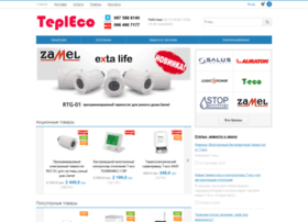 Tepleco.com.ua thumbnail