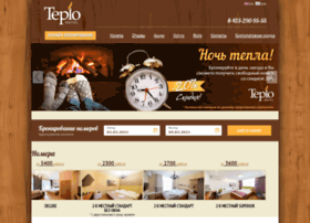 Teplo-hotel.ru thumbnail