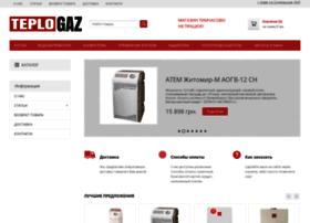 Teplogaz.com.ua thumbnail