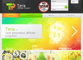 Tera-cash.org thumbnail