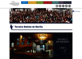 Terceirabatista.org.br thumbnail