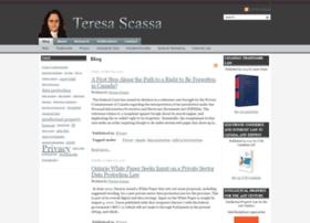 Teresascassa.ca thumbnail