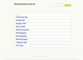 Teresinanet.com.br thumbnail