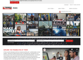 Terex.jobs thumbnail
