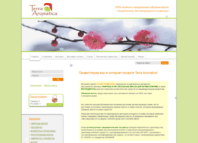 Terra-aromatica.ru thumbnail