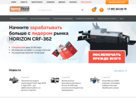 Terraprint.ru thumbnail