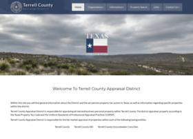Terrellcad.org thumbnail