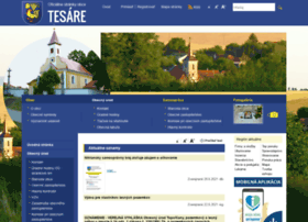 Tesare.sk thumbnail
